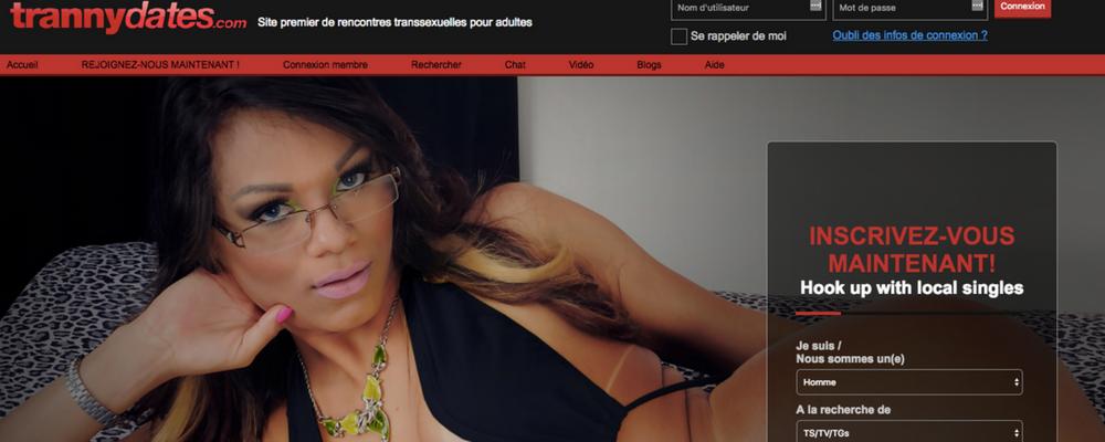 site de rencontre trans tranny dates